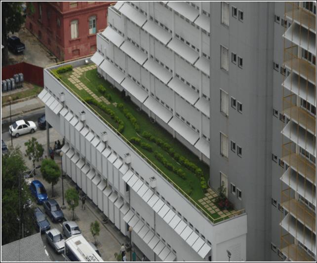 NALIS Rooftop Garden