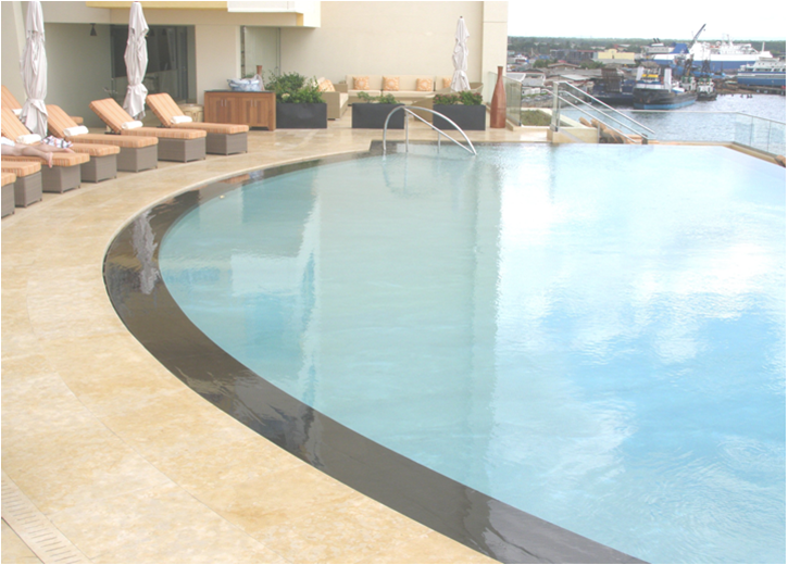 Hyatt Regency Hotel – Pool Terrace